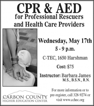 CPR and AED