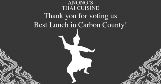 Anong 39 s thai cuisine anong 39 s thai cuisine cheyenne wy for Anong thai cuisine