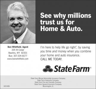 See why millions trus us for Home and Auto