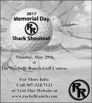 2017 Memorial Day Shark Shootout