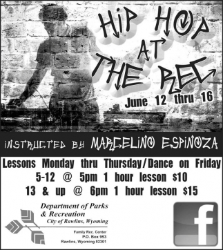 Hip hop at the REC