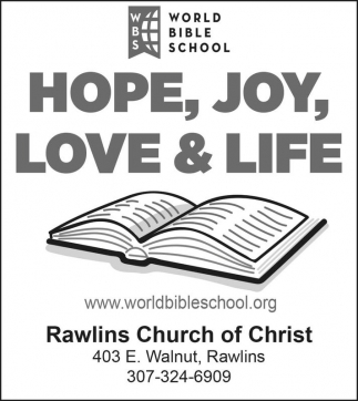 Hope, Joy, Love and Life