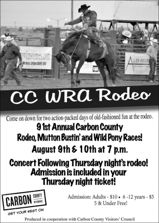 CC Wra Rodeo