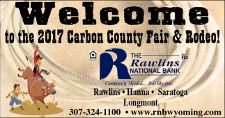 Welcome to the 2017 Carbon County Fair and Rodeo