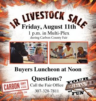 JR Livestock Sale