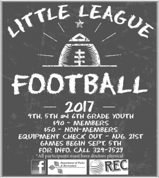 Little League Football