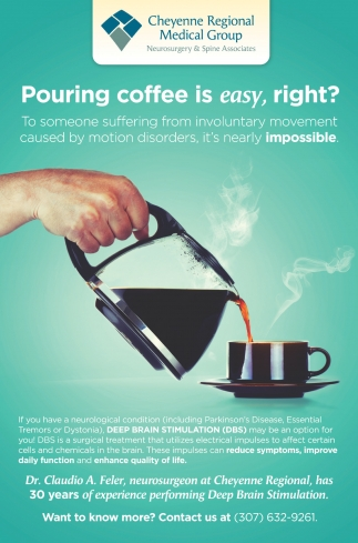 Pouring Coffee is Easy, Right?