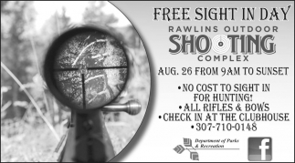 Free Sight In Day