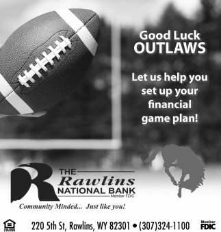 Good Luck Outlaws
