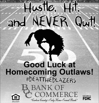 Hustle, hit and never quit!