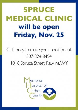 Spruce Medical Clinic