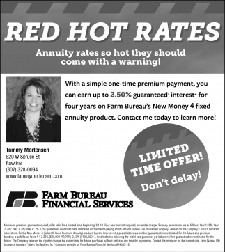 Red Hot Rates