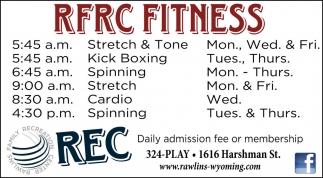 RFRC Fitness