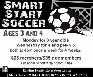 Smart Start Soccer