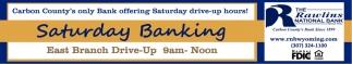Saturday Banking