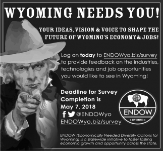 Wyoming Needs You