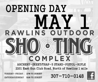 Rawlins Outdoor Shooting Complex