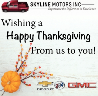 Wishing a happy thanksgiving!