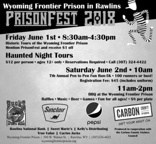 Prison Fest 2018