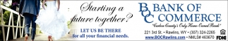 Let Us be There for All Your Financial Needs