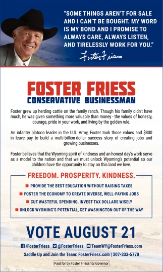 Foster Friess