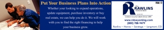 Put Your Business Plans Into Action