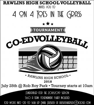 Rawlins High School Volleyball