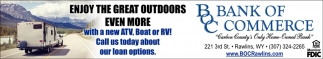 Enjoy the Great Outdoors Even More
