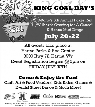 King Coal Day's