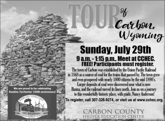 Tour of Carbon, Wyoming