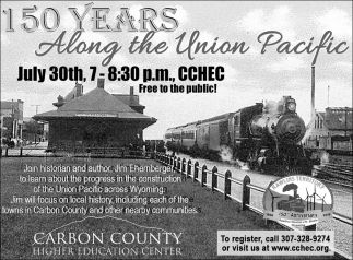 150 Years Along the Union Pacific