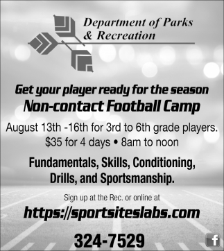 Get Your Player Ready for the Season