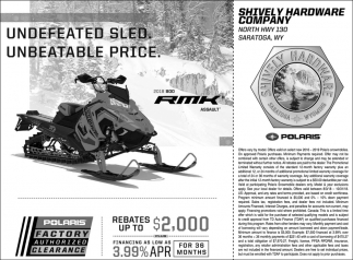 Undefeated Sled. Unbeatable Price.