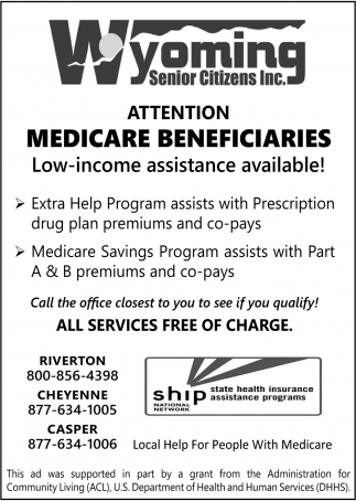 Attention Medicare Beneficiaries