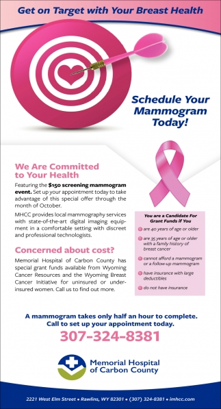 Get on Target with your Breast Cancer Health