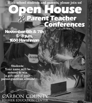 Open House & Parent Teacher Conferences