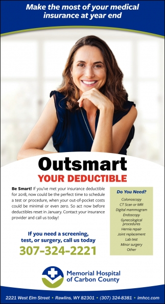 Outsmart your Deductible