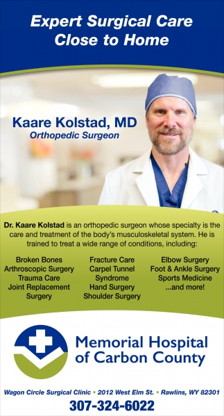 Expert Surgical Care Close to Home