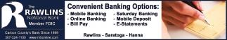 Convenient Banking Options