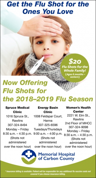 Get the Flu Shot for the Ones You Love