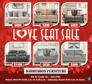 Love Seat Sale
