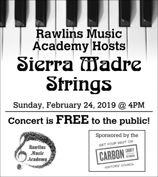 Sierra Madre Strings
