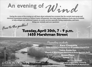 An Evening of Wind