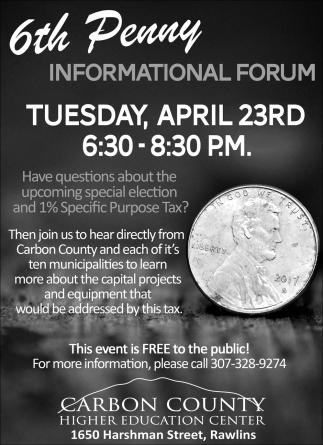 Informational Forum