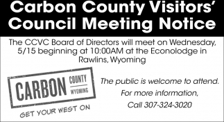 Council Meeting Notice