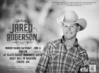 Jared Rogerson