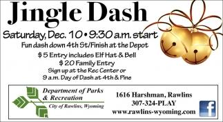 Jingle Dash