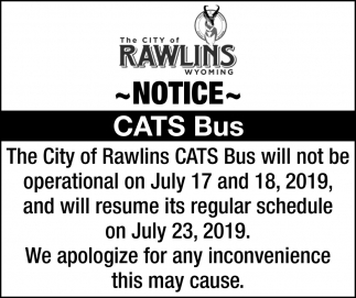 Cats Bus