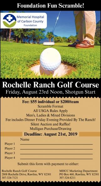 Rochelle Ranch Golf Course