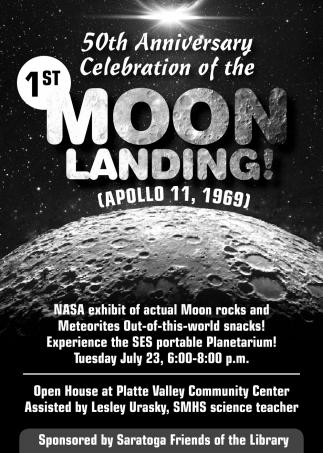 1st Moon Landing